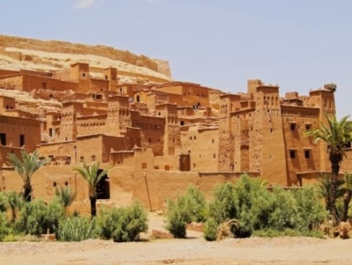LLD Ouarzazate - Aéroport