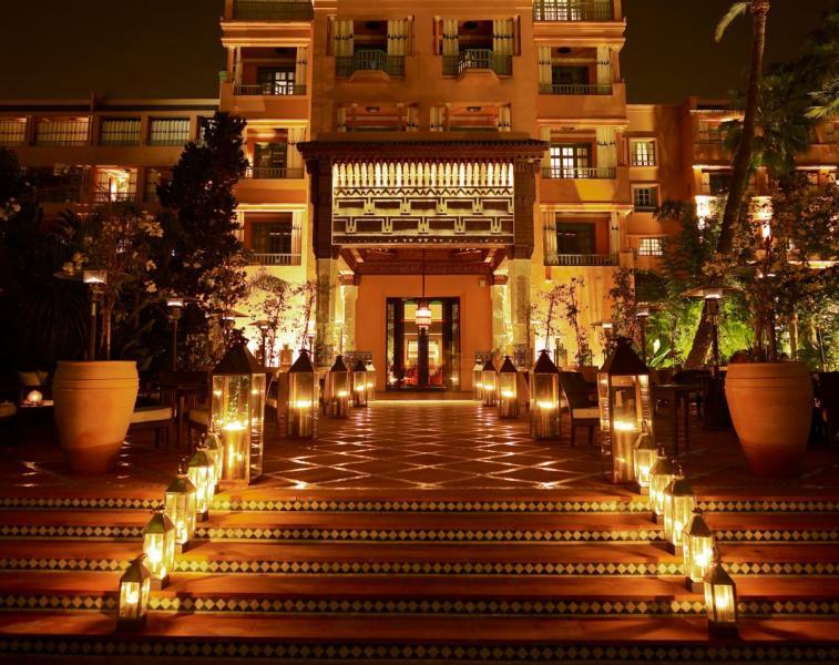 LLD Marrakech - Hotel La Mamounia