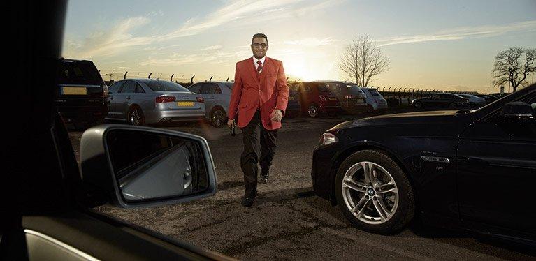Remise clés véhicule leasing professionnels