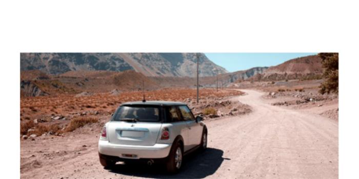 voiture occasion désert marocain